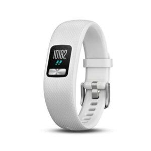 Garmin Vivofit 4 white - jam tangan wanita, jam tangan pria, jam tangan wanita terbaru 2019, harga jam tangan murah