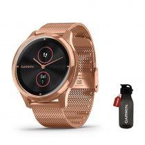 Garmin vivomove luxe, jual jam Garmin, garmin vivo move, jam tangan pintar