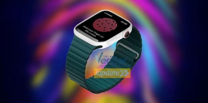 Fitur Touch ID Apple Watch Generasi Terbaru