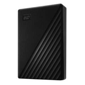 harga harddisk eksternal-portable harddisk-WD my passport 2 TB portable harddrive BLACK