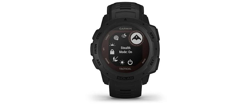 Garmin Instinct Solar Tactical, Garmin Watch, Garmin Surabaya, Jam Tangan Garmin, Jual Jam Garmin
