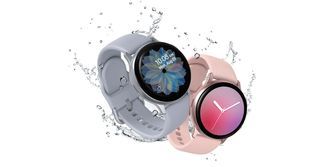 Galaxy Watch Active2 Stainless Steel Silver 44mm, Samsung Galaxy Watch, Samsung Watch, Samsung Smartwatch, Samsung Watch Active 2, Samsung Smartwatch Active 2