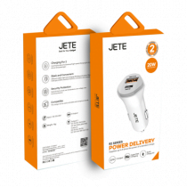 Car Charger JETE R2