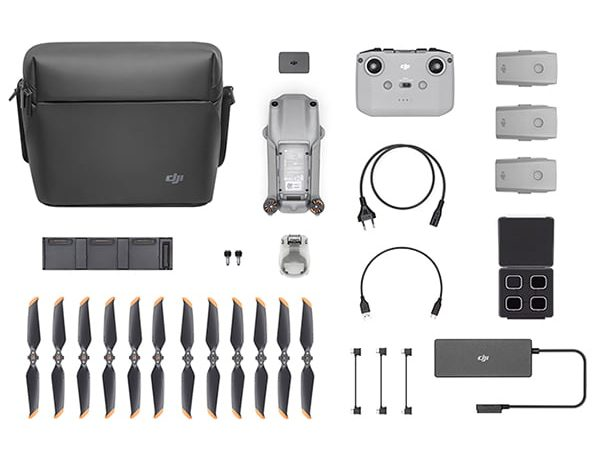 Drone DJI Mavic Air 2s Fly More Combo, DJI Surabaya, DJI Indonesia
