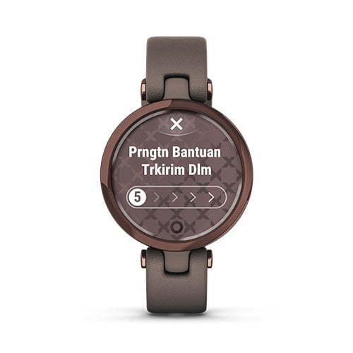 Garmin Lily, Smartwatch garmin, harga garmin lily, jam tangan garmin, garmin Surabaya