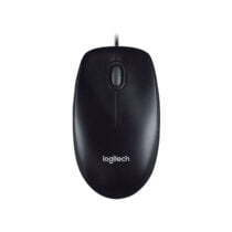 Wired Mouse Logitech M100r