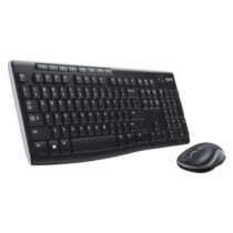 Wireless Combo Keyboard Logitech MK270r