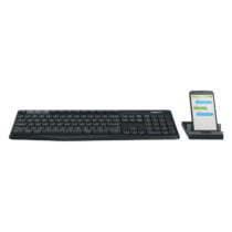 Wireless Keyboard Logitech K375s Multi Device